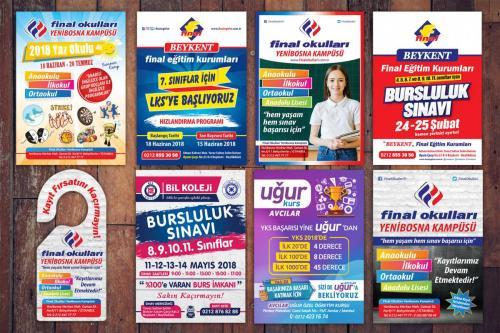 a5 broşür _ okul broşürleri