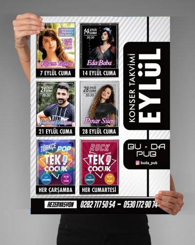 Konser Poster