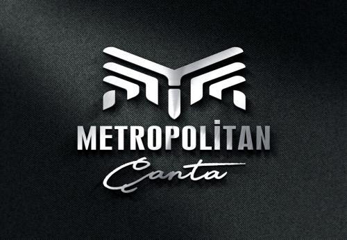 metropolitan çanta logo tasarımı